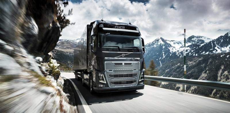 Avrupa'daki Volvo kamyonlarda TomTom navigasyon kullanılacak