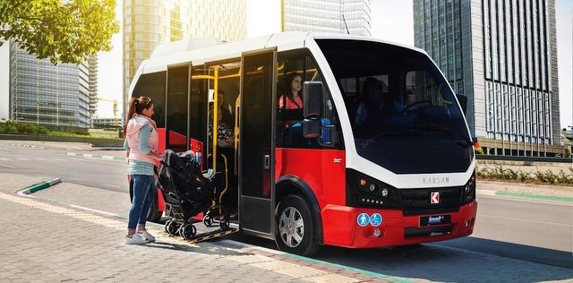 Azerbaycan'a 26 adet Jest + minibüs teslimatı