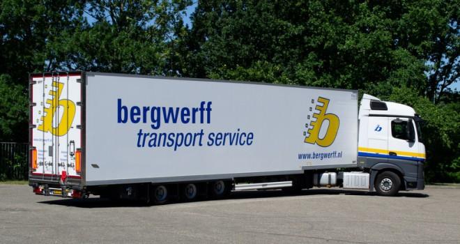 Tırsan, Hollandalı lojistik şirketine hava kargo aracı teslimatı