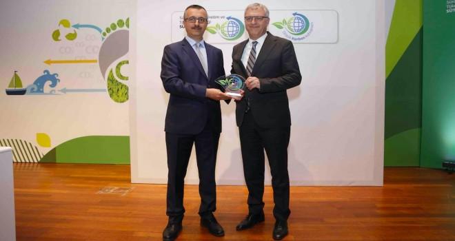 Shell & Turcas'ın 'Yeşil Düşün, Yeşil Hareket Et' projesine ödül
