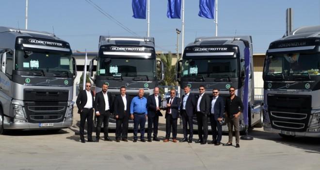 Filosundaki Volvo Trucks çekici sayısını 30'a yükseltti