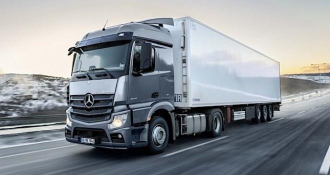 Mercedes-Benz Türk'ten çekici ve kamyon kampanyası