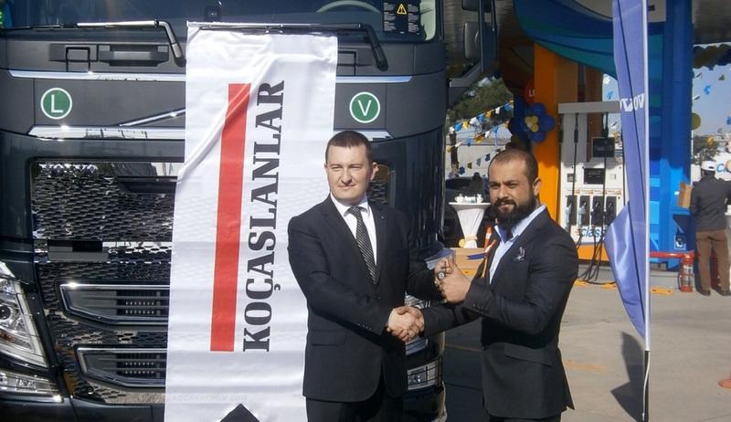 Güner Petrol ve Kaymakçılar Petrol Volvo Trucks'ı tercih etti