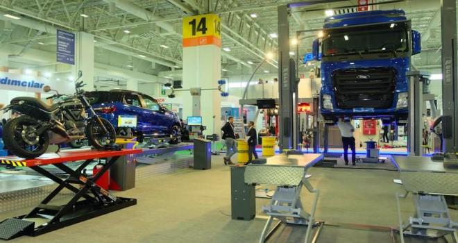 Automechanika İstanbul kapılarını açtı