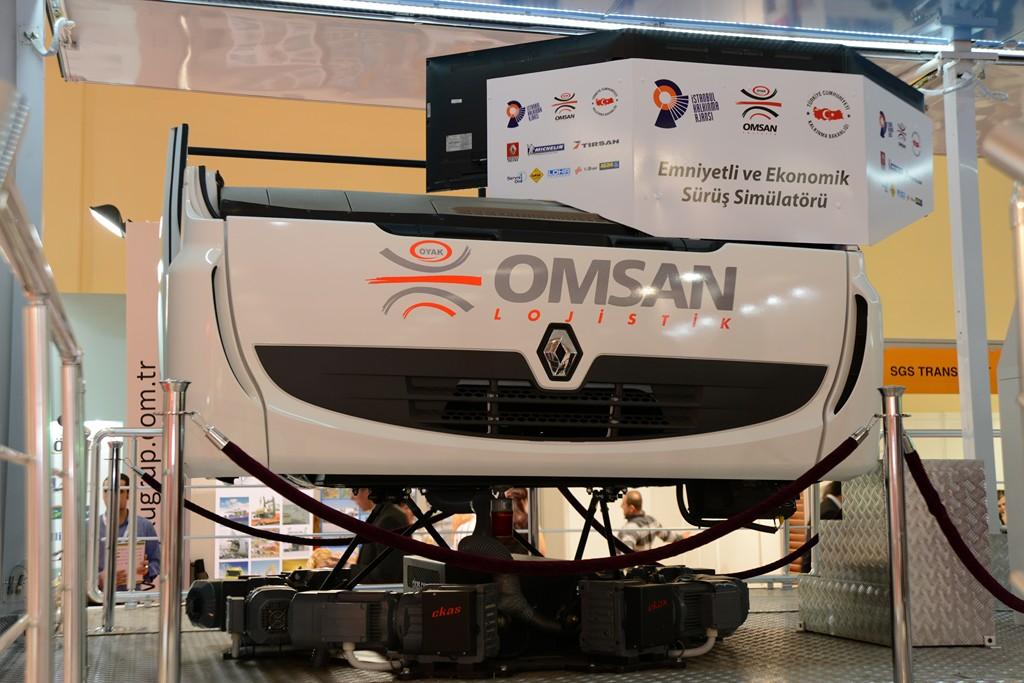 Omsan Lojistik birçok Avrupalı rakiplerini geride bırakarak tek Türk finalist oldu