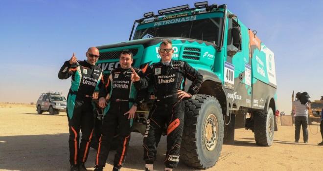 IVECO, Africa Eco Race 2018'i birinci tamamladı