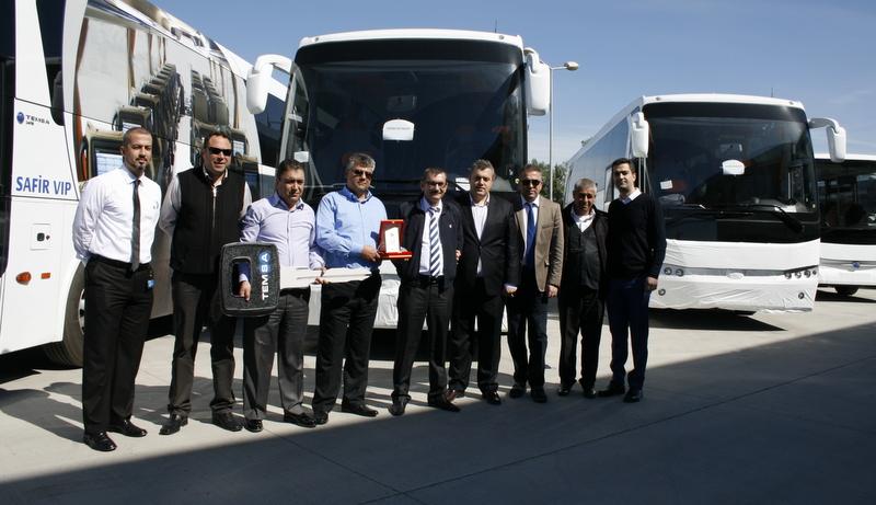 Filosuna yeni Safir otobüsler kattı yakında İstanbul-Didim seferlerini başlatacak