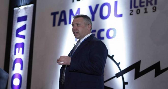Iveco Türkiye Genel Müdürü Hakkı Işınak oldu