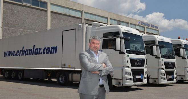 Erhanlar Uluslararası Nakliyat Genel Müdürü Sultan Turan: Her 100 km'de yaklaşık 0,3 litre yakıt tasarrufu elde ettik