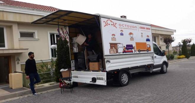Nakliyeciler ile taşınma ihtiyacı olanları buluşturan pazaryeri Octovan, Vinci'den yatırım aldı