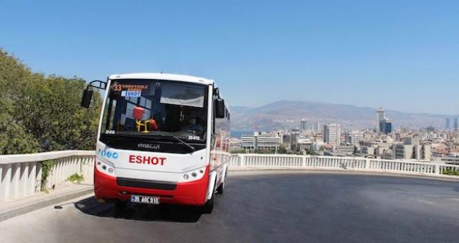 ESHOT, yine Allison donanımlı otobüsleri tercih etti