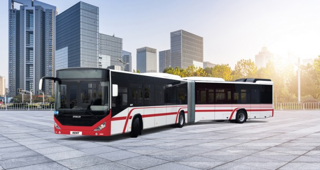 Otokar, Busworld Turkey'e 9 otobüsü ile katılacak