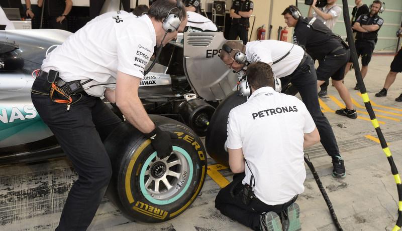 2015 Formula 1 sezonunda ne kadar lastik kullanıldı? İşte cevabı…