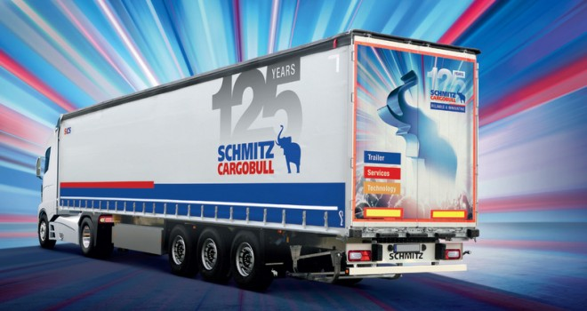 """Schmitz Cargobull'dan """"Mavi Filin Ayak Sesleri"""" kampanyası"""