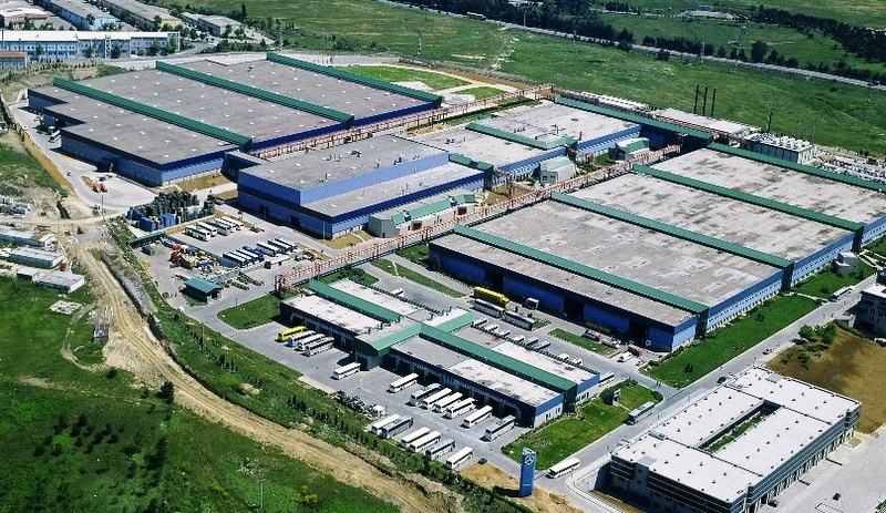 Yılda 4 bin otobüs üretme kapasitesine sahip fabrika 20 yılını kutluyor