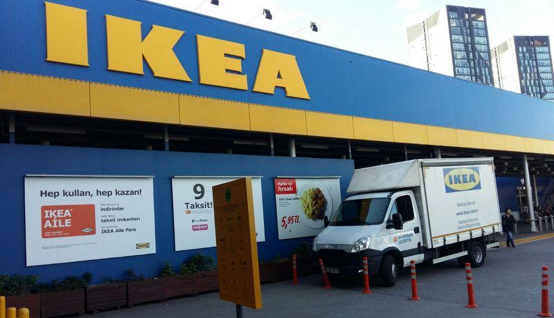 Günde 500 müşterinin mobilyasını evine teslim edecek