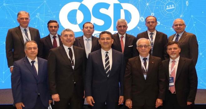 Haydar Yenigün yeniden OSD Başkanı seçildi