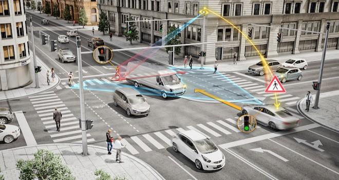 Akıllı bağlantı ve konfor sayesinde sıfır kaza, sıfır emisyon ve sıfır stres sağlanacak