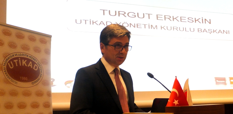 """""""Türkiye'de bir lojistik firması hala gümrük beyanı veremiyor!"""""""