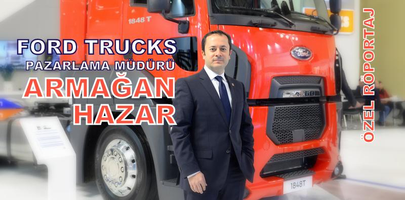 """""""Bizim sektörün lokomotifi lojistiktir!"""""""