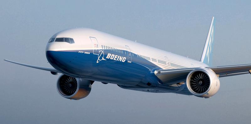 Boeing, Michelin lastikleri ile uçuyor