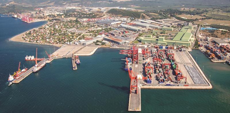 """Borusan Limanı """"Yeşil/Eko Liman"""" Sertifikasının Sahibi Oldu"""