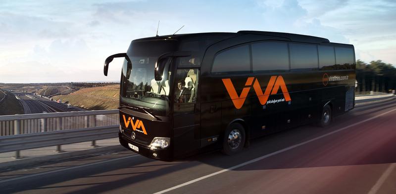 Bu otobüste her yolcuya sıcak yemek, özel bilgisayar, kesintisiz internet sunulacak!
