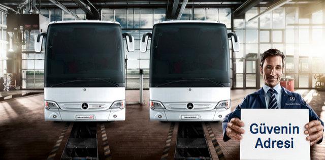 BusStore'dan Travego ve Tourismo'ya ücretsiz bakım fırsatı!
