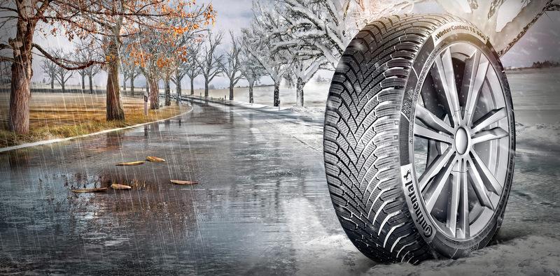 Buzlu yolda dahi etkili freni mümkün kılıyor