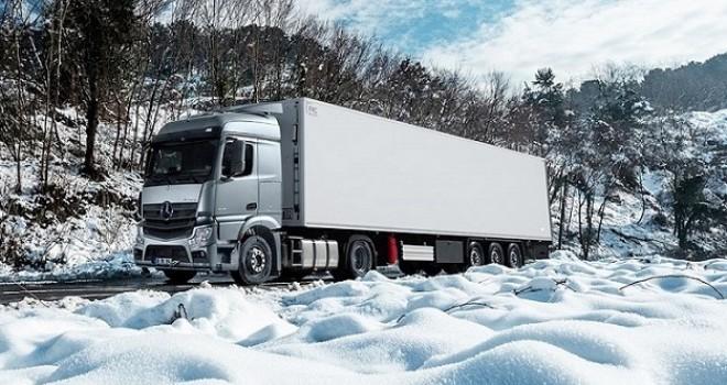 Mercedes-Benz kamyonlarda Ocak kampanyası