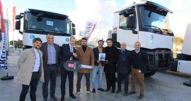 HCC Maden, Filosuna 9 Adet Renault Trucks K Serisi Kamyon Kattı