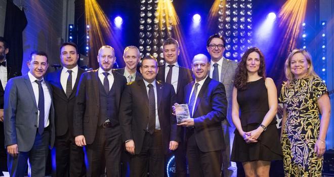 Temsa İş Makinaları'na Volvo Trucks İsveç'ten Ödül