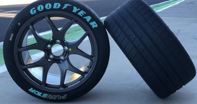 Goodyear, Eagle F1 SuperSport lastiklerini görücüye çıkarıyor