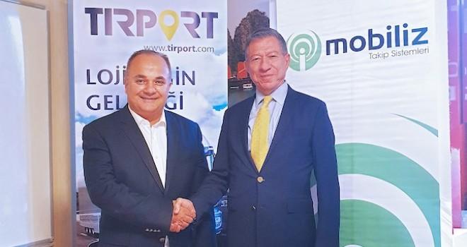 TIRPORT ve Mobiliz işbirliğine imza attı