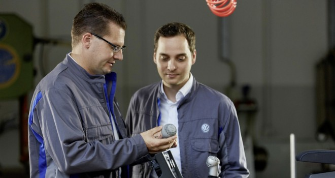 Volkswagen 3D Baskı Teknolojisini Üretime Dahil Etti