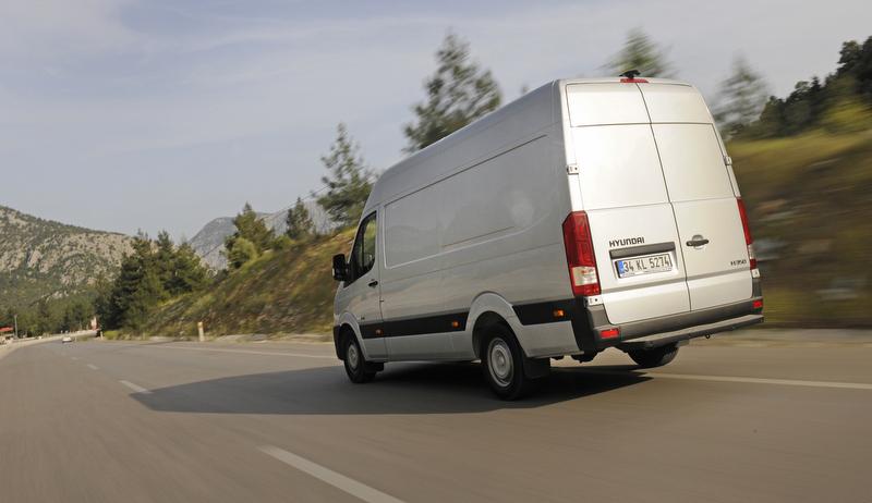 H350 minibüs, panelvan ve şasi modeli ile 42 ili dolaşacak!