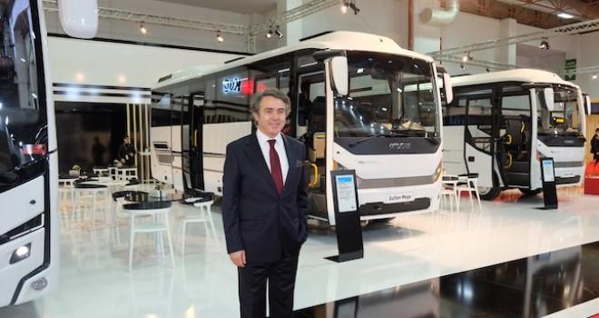 Otokar Genel Müdür Yardımcısı Basri AkgüL: Türkiye'nin en çok tercih edilen otobüs markası olduk