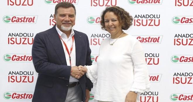 Anadolu Isuzu ve Castrol işbirliği yaptı