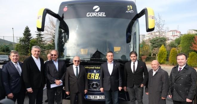Fenerbahçe'ye özel tasarım Tourismo