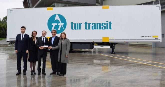 Turtransit Lojistik, 30 adet Tekstil Taşıyıcı Kutu aldı
