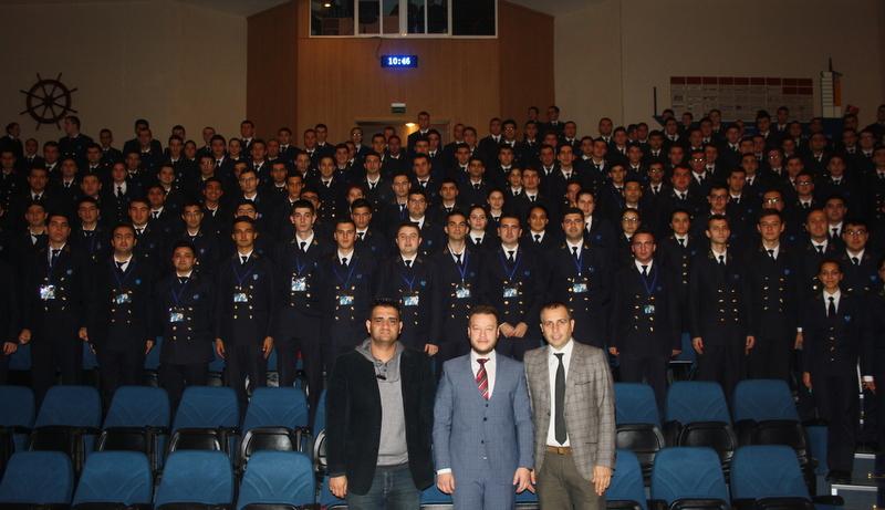 Armona ve Omikron Dokuz Eylül Üniversitesi'nin Kariyer Günlerine Katıldı