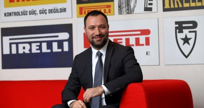 Pirelli Türkiye CFO'su Muratcan Akyıl Oldu