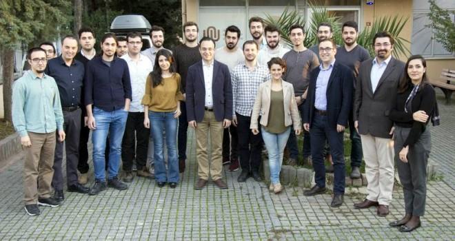 Türkiye'nin İlk Sürücüsüz Araçlarını Tasarlayacaklar