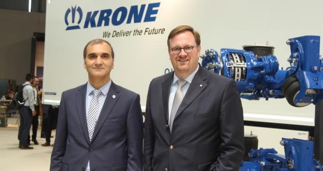 """Krone'den """"Tire'de üretim kapasitemizi ve istihdamımızı artırdık Türkiye pazarı bizim için önemli"""" mesajı"""