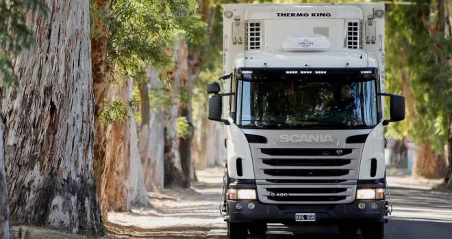Scania'dan Motor Servis Kampanyası