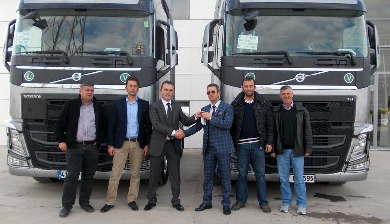 İlk Kez Volvo Trucks'a Yatırım Yaptı!