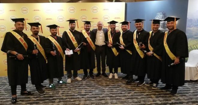DHL Express Şeflikte Mükemmellik Akademisi Türkiye'den ilk mezunlarını verdi