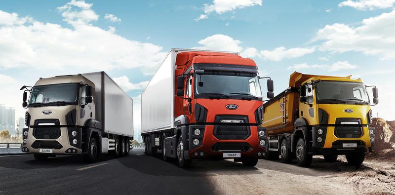 Çekici ve kamyon almak isteyene sıfır faizli 100 bin TL kredi!