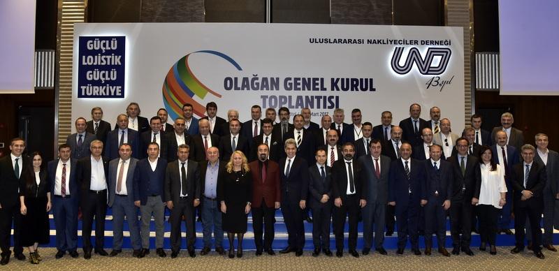 Çetin Nuhoğlu, UND Başkanlığına Yeniden Seçildi
