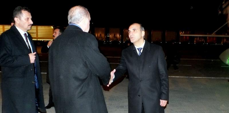 Cumhurbaşkanı Erdoğan'ı Tire Krone fabrikasını ziyaret etti